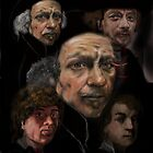 CLASSICAL DIGITAL REMBRANDT ! LIFETIME by Ray Jackson