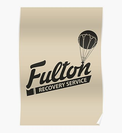 Fulton Recovery Service Poster