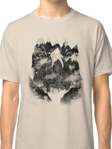 valley of the mountain goat  Classic T-Shirt