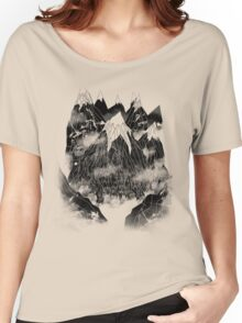 valley of the mountain goat  Women's Relaxed Fit T-Shirt