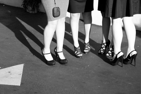 girlfriends by Marianna Tankelevich