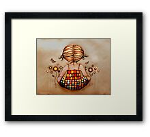 The Dream Maker Framed Print