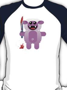SHEEP 2 (Cute pet with a sharp knife!) T-Shirt