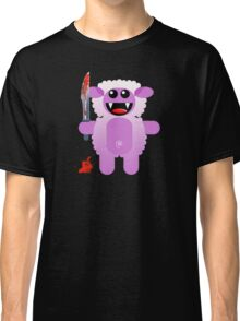 SHEEP 2 (Cute pet with a sharp knife!) Classic T-Shirt