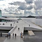 Oslo Opera House by Astrid Ewing Photography