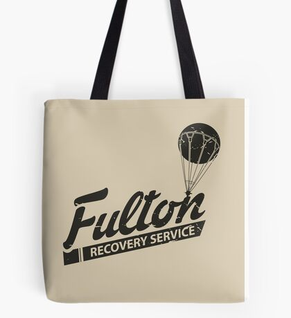 Fulton Recovery Service - Damaged Tote Bag