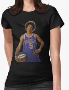 Allen Iverson Womens Fitted T-Shirt