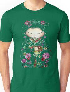 Little Green Teapot TShirt by Karin Taylor Unisex T-Shirt