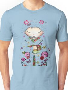 Little Green Teapot TShirt by Karin Taylor Unisex T-Shirt
