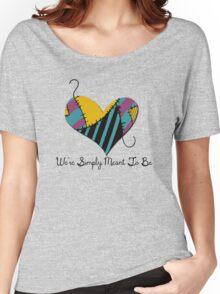 Sally's Heart Women's Relaxed Fit T-Shirt