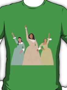 Schuyler Sisters- Hamilton T-Shirt