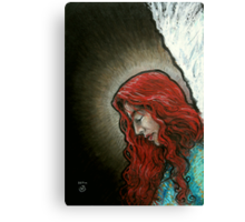 Angel of Stillness Canvas Print