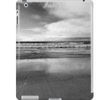 Monochrome Seaside iPad Case/Skin