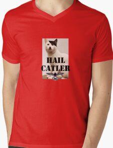 Hail Catler Mens V-Neck T-Shirt