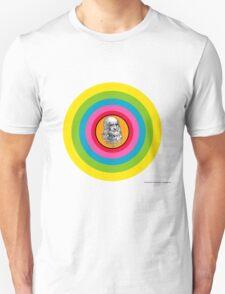 Awesome Leonardo Da Vinci, small version T-Shirt
