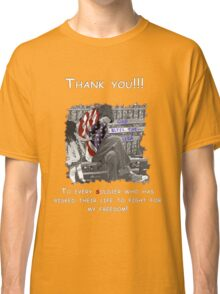 Homeless in America Classic T-Shirt