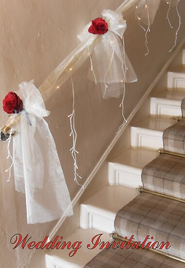 Wedding Invitation by ©The Creative  Minds
