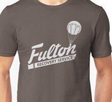 Fulton Recovery Service - White - Damaged Unisex T-Shirt
