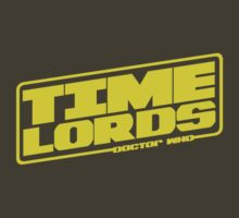 Doctor Who Time Lords by personalized