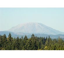 Mount St. Helen, Washington Photographic Print