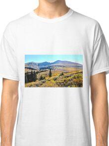 Colorado Fall Rocky Mountain Colors Classic T-Shirt