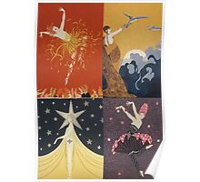 Artwork -  Erte Poster