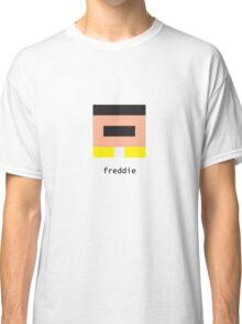 Pixelebrity - Freddie Classic T-Shirt