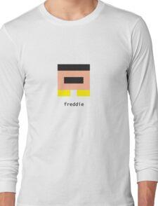 Pixelebrity - Freddie Long Sleeve T-Shirt