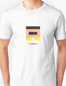 Pixelebrity - Freddie Unisex T-Shirt
