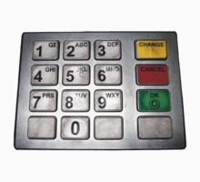ATM keypad Kids Clothes