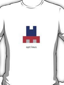 Pixelebrity - Optimus  T-Shirt