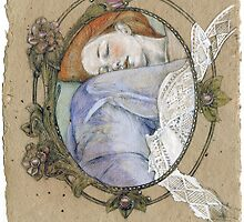 Cameos sleep  too by Masha Kurbatova