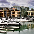The Marina, Glenelg by Ali Brown