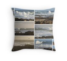 Winter in the Western Cape South Africa - Winter in die Weskaap Suid Afrika Throw Pillow