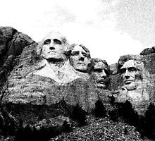 Mount Rushmore   by DaniPayson