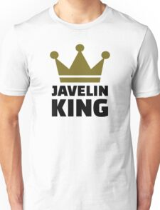 Javelin King Unisex T-Shirt