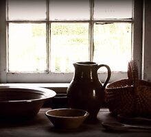 Somerset Still Life by Lea  Weikert
