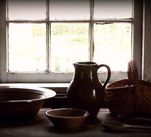 Somerset Still Life by Lea  Weikert