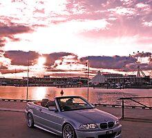 BMW 330ci by Waqar