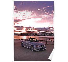 BMW 330ci Poster