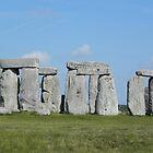 Stonehenge by Loree McComb