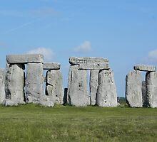 Stonehenge by © Loree McComb