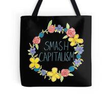 Smash Capitalism- Variation 3 Tote Bag