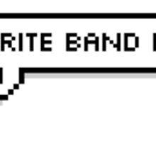My fav band broke up by gerardslay