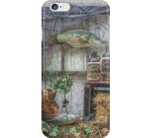 Man Cave iPhone Case/Skin
