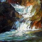 Chasm Falls by Patricia Seitz