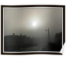 Evening Mist. Poster