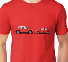 Mini Comparison Unisex T-Shirt
