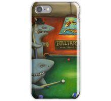 Pool Sharks iPhone Case/Skin