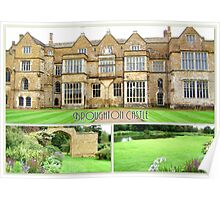 Broughton Castle Poster